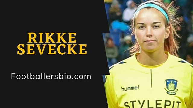 Rikke Sevecke height, age, husband, family and more.