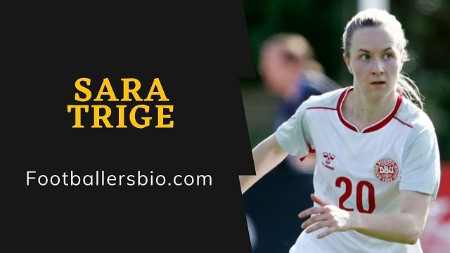 Sara Trige height, age, husband, family and more.