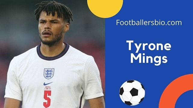 Tyrone Mings height, age, wife, family, biography etc.